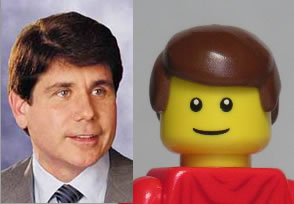 Lego-Haired Blago