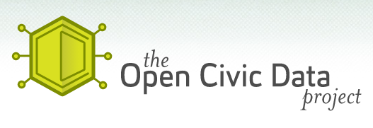 The Open Civic Data Project logo.