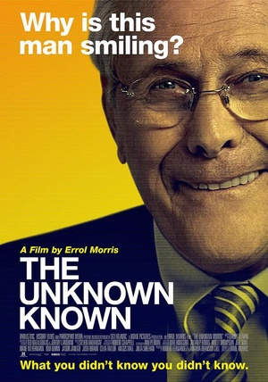 The Unknown Known is a new film about Donald Rumsfeld.
