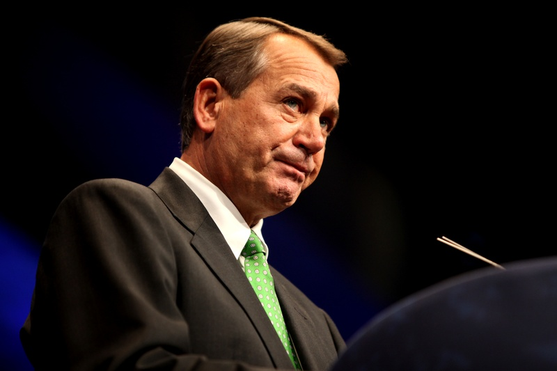 As The Smoke Clears On His Career Boehner Cashes In Thanks To Lobbying Loopholes Sunlight Foundation
