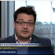 John Wonderlich on CSPAN, March 2017