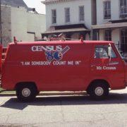 1980 Census Bureau Van. Credit: US Census Bureau