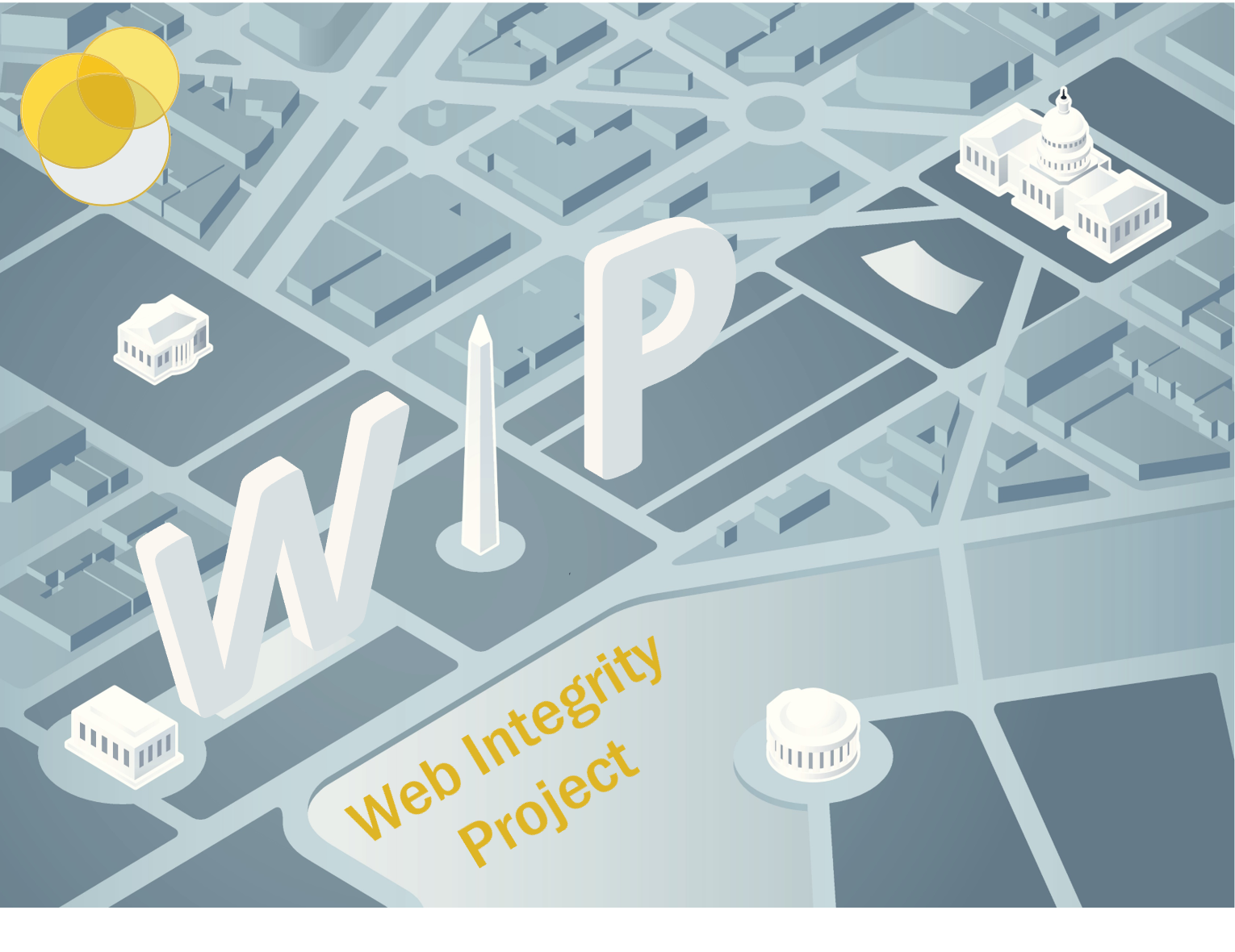 Web Integrity Project banner image