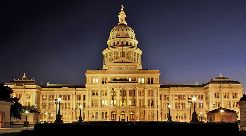 The Texas State Capitol Building